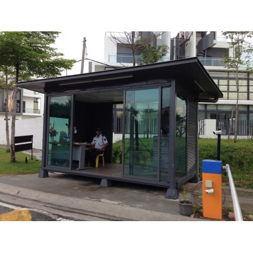 Portable Guard House Cabin Manufacturer Supplier Malaysia