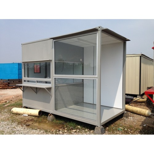 Portable Guard House Cabin Manufacturer Supplier Malaysia