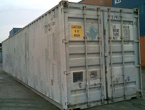 40 Hc Iso Ctnr Banting Malaysia Cabin And Container