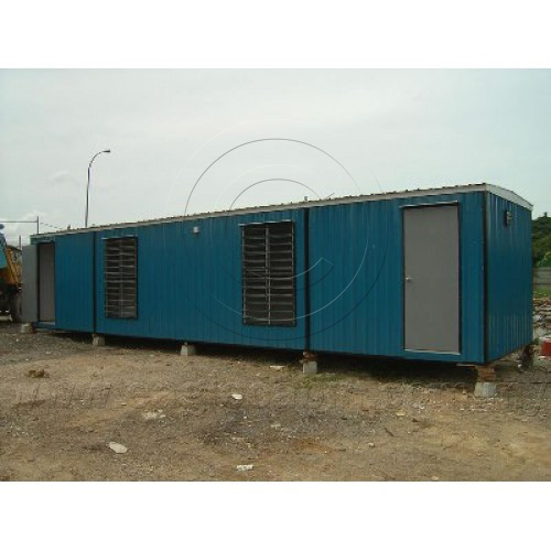 (E035) Worker Cabin-Klang- Cabin & Container Maintenance