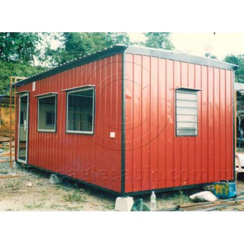 "(E005) 20' X 10' X 8'6"" Office Cabin-Puchong- Malaysia"