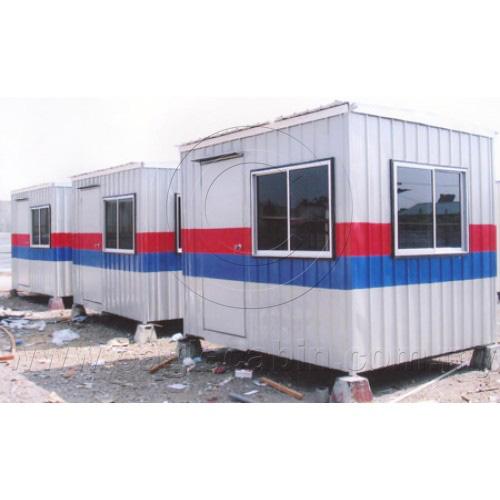 "(E001) 10' X 10' X 8'6"" Guard House Cabin For TNB"