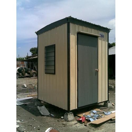 (H001) Portable Guard House Cabin 1-Banting- Malaysia