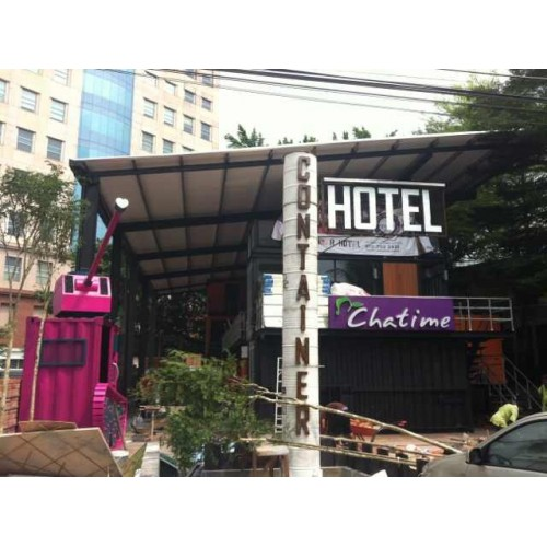 Malaysia Hotel Container Manufacturer
